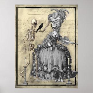 ハロウィンの仮面舞踏会 ポスター