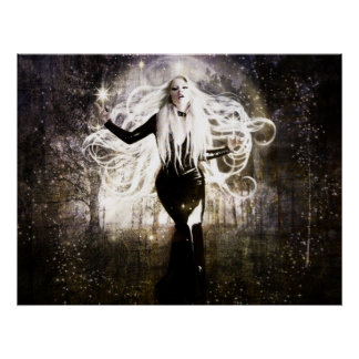 ハロウィンの女神 ポスター