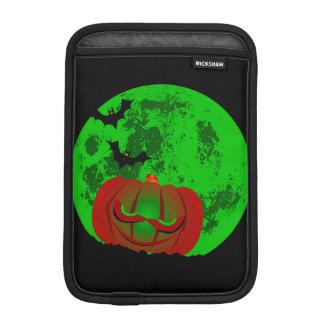ハロウィンの完全な月 iPad MINIスリーブ