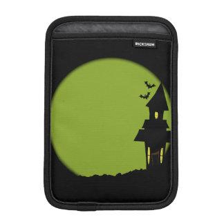 ハロウィンの家 iPad MINIスリーブ