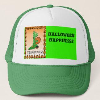 ハロウィンの幸福 キャップ