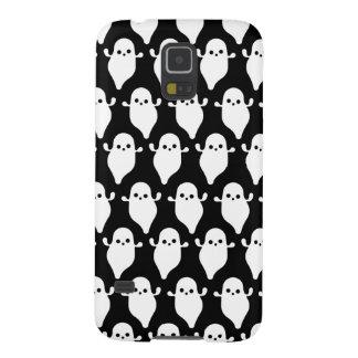 ハロウィンの幽霊のブーイングのブーイングパターン芸術 GALAXY S5 ケース