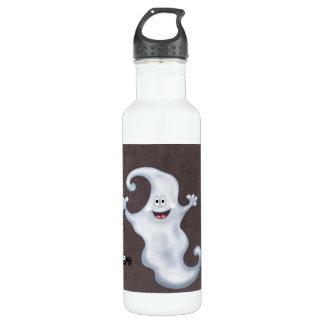 ハロウィンの幽霊のブーイング ウォーターボトル