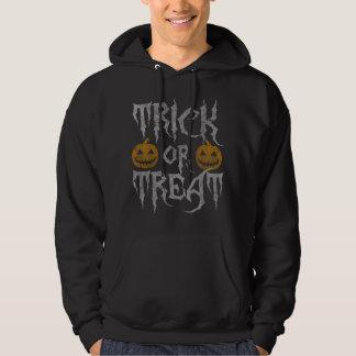 ハロウィンの恐いトリック・オア・トリート パーカ