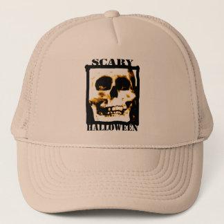 ハロウィンの恐い帽子 キャップ
