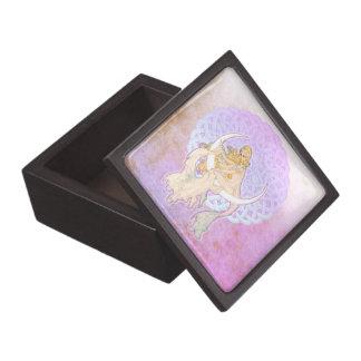 ハロウィンの挨拶の月の女神のギフト用の箱 ギフトボックス