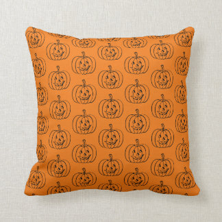 ハロウィンの枕カボチャ クッション