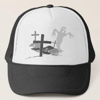 ハロウィンの気味悪い帽子 キャップ