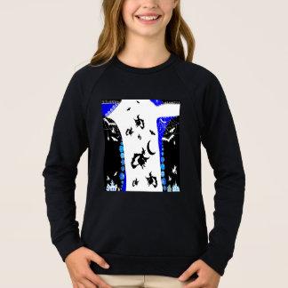 ハロウィンの物語 スウェットシャツ