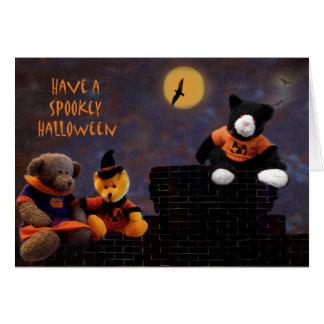ハロウィンの相棒II カード