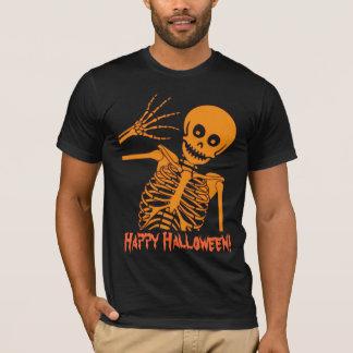 ハロウィンの骨組! Tシャツ