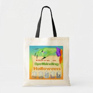 ハロウィンの魅了のバッグ トートバッグ