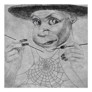 ハロウィンの魔法使いポスター ポスター