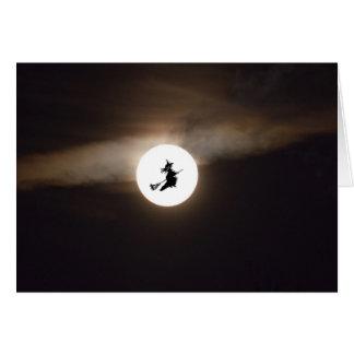 ハロウィンの魔法使い カード