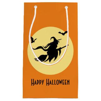 ハロウィンの魔法使い スモールペーパーバッグ