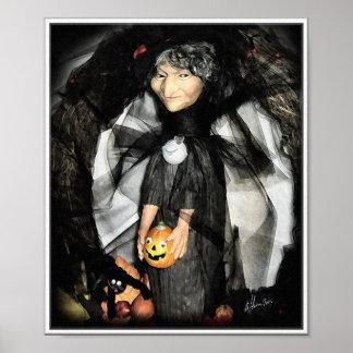 ハロウィンの魔法使い ポスター