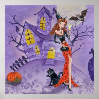 ハロウィンの魔法使い-ポスター ポスター