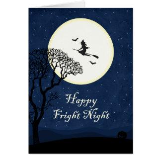 ハロウィンの魔法使い-幸せな恐怖夜 カード