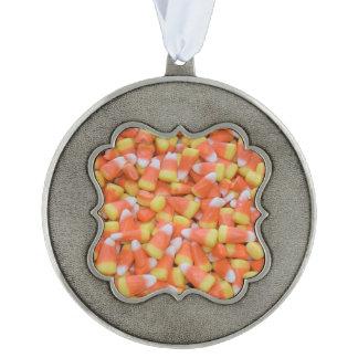 ハロウィンまたは感謝祭キャンデートウモロコシの秋季 オーナメント