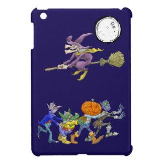 ハロウィンコンゴの漫画の絵 iPad MINI カバー