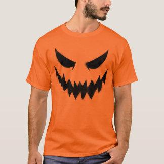 ハロウィンジャックOのランタンの人のTシャツ Tシャツ