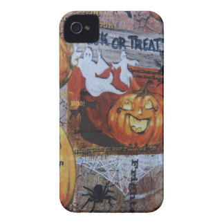 ハロウィン場面 Case-Mate iPhone 4 ケース