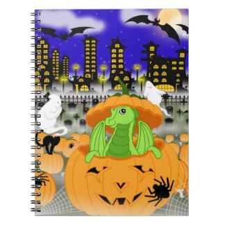 ハロウィン夜2011年 ノートブック