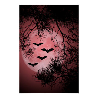 ハロウィン夜 ポスター
