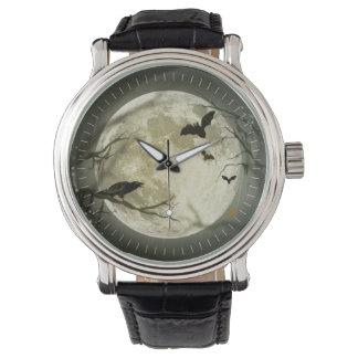 ハロウィン夜 腕時計
