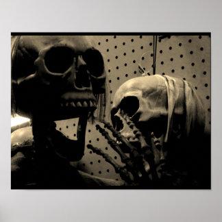 ハロウィン恐いポスター ポスター