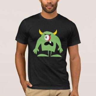 ハロウィン片目モンスターの顔- - .png tシャツ