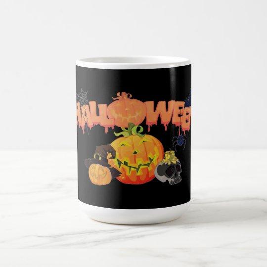 ハロウィン コーヒーマグカップ
