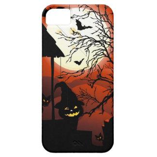 ハロウィン|血|月光|悪夢 iPhone 5 カバー