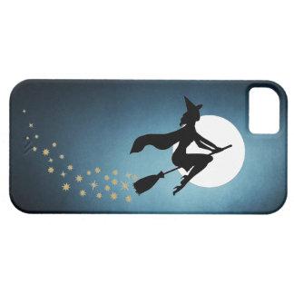 ハロウィン-魔法使い iPhone SE/5/5s ケース