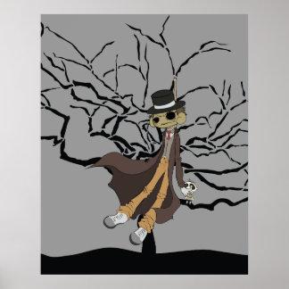 ハロウィン- hangin ポスター