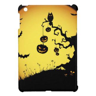 ハロウィン iPad MINI カバー