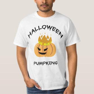 ハロウィンPumpkingのTシャツ Tシャツ