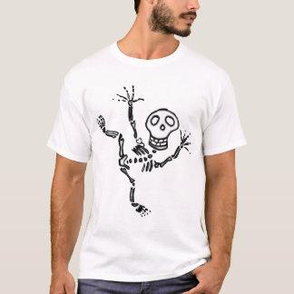 ハロウィンSceleton Tシャツ