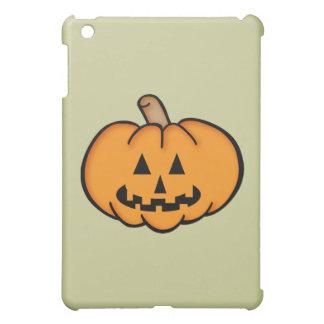 ハロウィーンのカボチャのちょうちん iPad MINIカバー