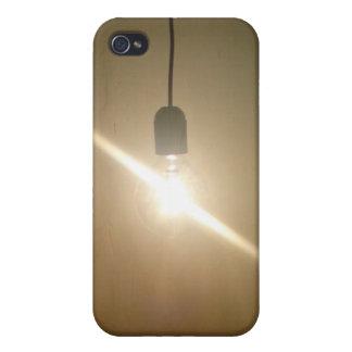 ハロゲン電球の箱 iPhone 4/4S カバー