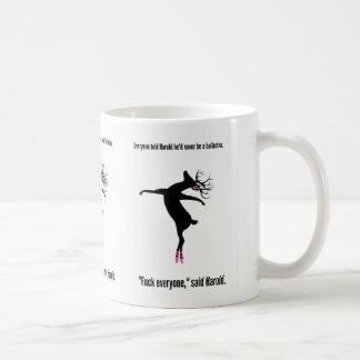 ハロルドは全く正しいです コーヒーマグカップ