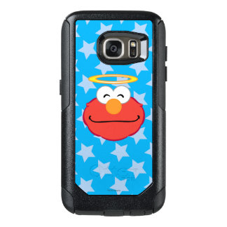 ハローのElmoの微笑の顔 オッターボックスSamsung Galaxy S7ケース
