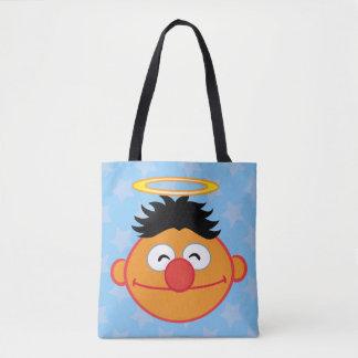 ハローのErnieの微笑の顔 トートバッグ