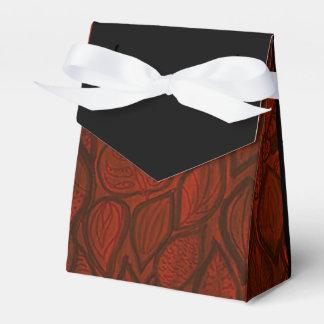 ハローウィンパーティの好意-コキンメフクロウの好意箱 フェイバーボックス
