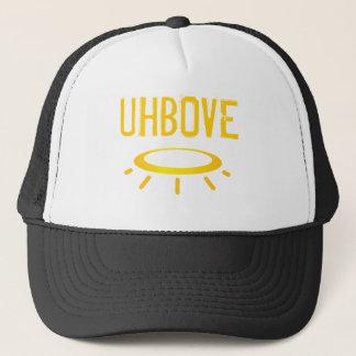 ハロー、UHBOVE キャップ