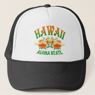 ハワイのアロハ国家 キャップ