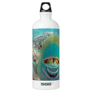 ハワイのオウムの魚- Uhu ウォーターボトル
