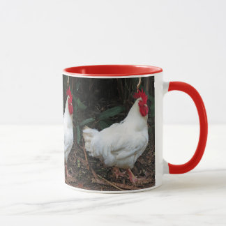 ハワイのオンドリ マグカップ