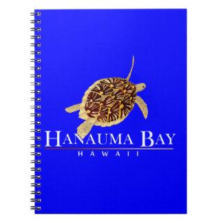 ハワイのカメのノート ノートブック