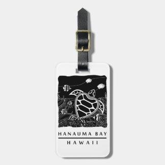 ハワイのカメ ネームタグ